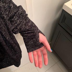 Athleta Sweaters - Athleta open-front wrap sweater